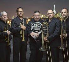 Bronx Arts Ensemble Presents Manhattan Brass Quintet Holiday Concert