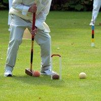 Croquet Day!
