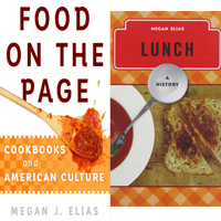 Food on the Page with author Megan Elias