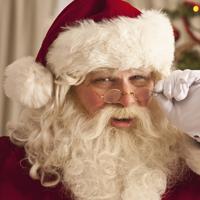 Holiday Family Day with Santa